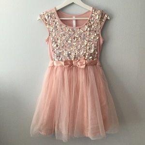 Cherokee Girls Formal/Party Dress